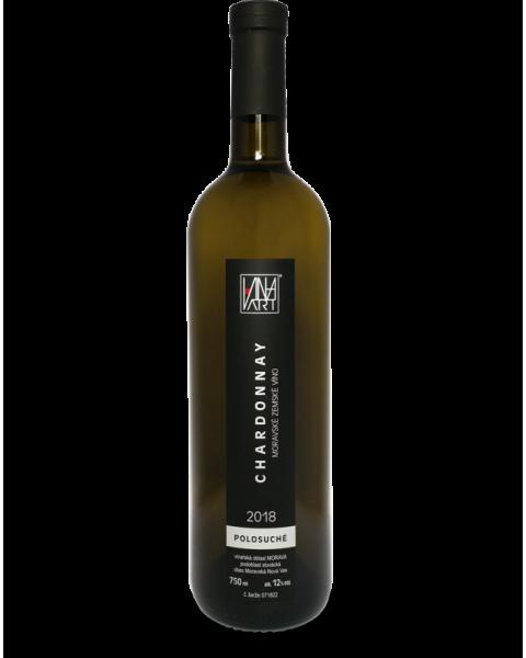 Chardonnay 2018 | pozdní sběr, polosuché