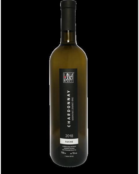 Chardonnay 2018 | pozdní sběr, suché