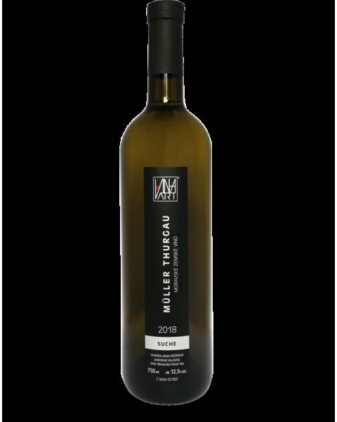 Müller Thurgau 2018 | kabinetní víno, suché